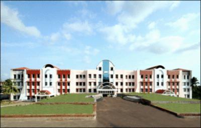 Prasad Engineering College Building