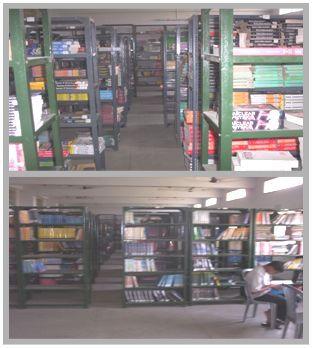 University Institute of Technology, Burdwan Library
