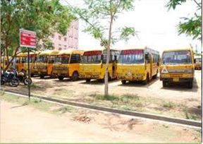 Avanthis Scientific Technological and Research Academy, Ranga Reddy Buses
