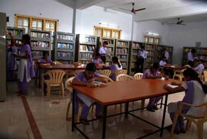 Sri Sai Aditya Institute Of Science & Technology, East Godavari Library