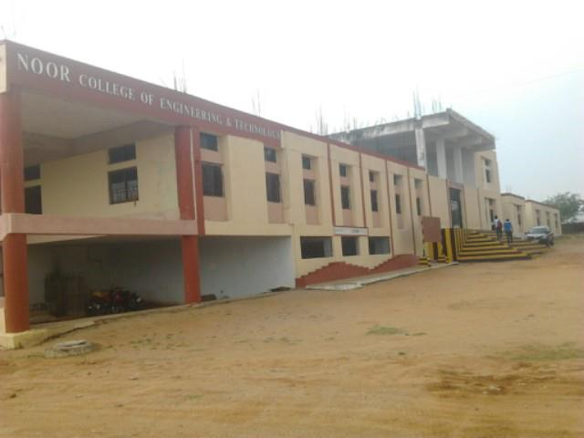 Noor College Of Engineering & Technology, Mahboobnagar Building
