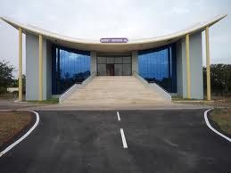 Alagappa University Convocation Hall