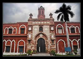 Aligarh Muslim University Building