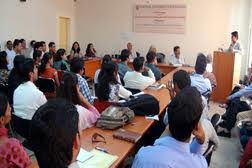 Central University of Haryana Classrooms