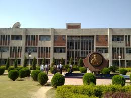 Guru Nanak Dev University Building