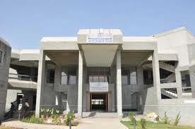 Indian Institute of Technology Gandhinagar - IIT Gandhinagar Building