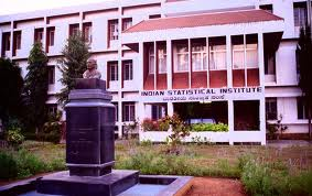 Indian Statistical Institute - ISI Building