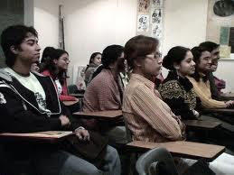 Jadavpur University Classrooms