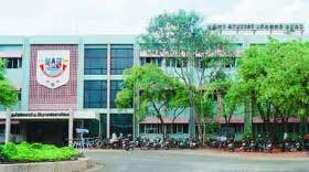 Madurai Kamaraj University Building