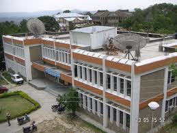 National Institute of Technology - NIT Hamirpur  Building