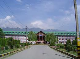 National Institute of Technology - NIT Srinagar Campus