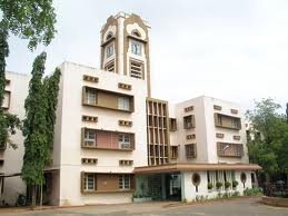 National Institute of Technology - NIT Trichy Building