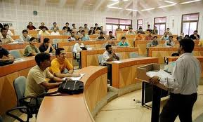 National Institute of Technology - NIT Trichy Classrooms