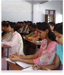 Ranchi University Classrooms