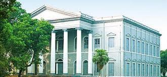 Senate of Serampore College (University) Building