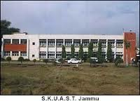 Sher-e-Kashmir University of Agricultural Sciences and Technology of Jammu Campus