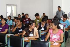 Tezpur University Classrooms