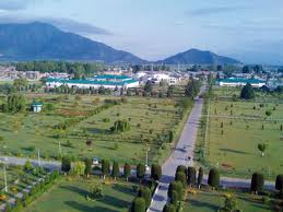 University of Kashmir Campus