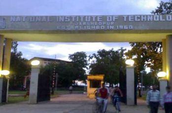 National Institute Of Technology Nit Jamshedpur
