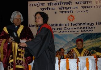 National Institute of Technology - NIT Hamirpur Convocation Day