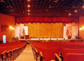 National Institute of Technology - NIT Raipur Auditorium