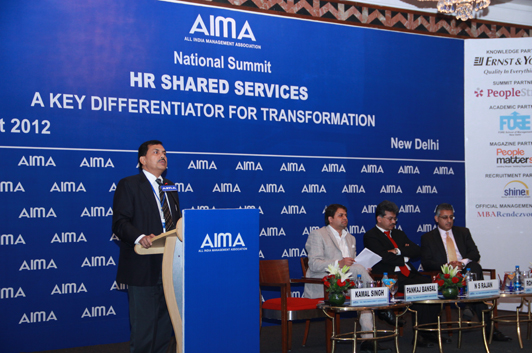 AIMA National Summit HR Shared Services