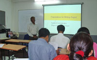 Workshop on Research Methodology for GNIMS Faculty Members