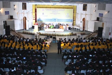 Commencement Ceremony 2012