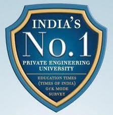 SRM University of Technology is no. 1 in ranking