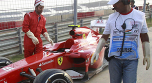 Galgotians to manage the Formula One Again in October 2012