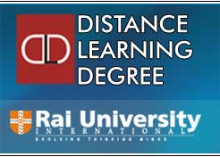 Rai University Distance Education