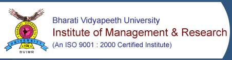 Bharti Vidyapeeth's Institute of Management Studies and Research (BVIMSR)