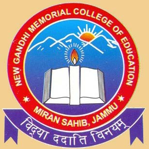 New Gandhi Memorial College of Education logo