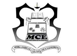 Mookambigai college of engineering