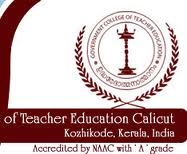 Government College of Teacher Education Kozhikode