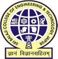 Shree Balaji Institute of Engineering & Technology