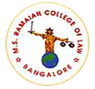 MS Ramaiah College of Law