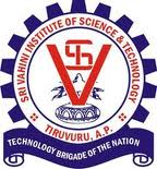 Sree Vahini Institute of Sciences & Technology