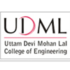 Uttam Devi Mohan Lal College of Engineering