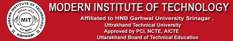 Modern Institute of Technology Rishikesh