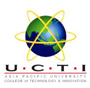 Asia Pacific University College of Technology & Innovation (UCTI)