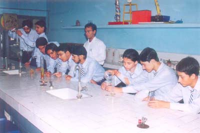 Study of biology science labs